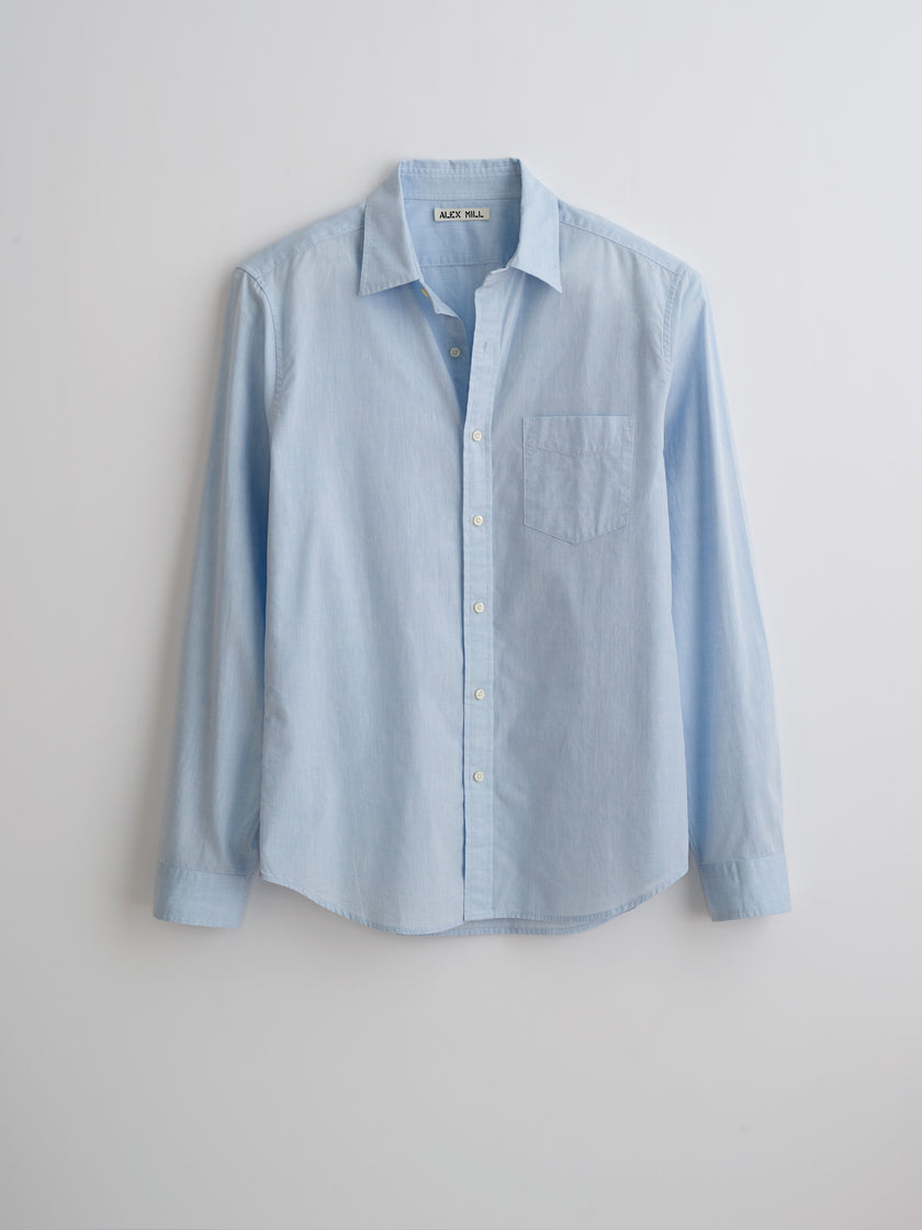 Shore Shirt in Japanese Cotton
