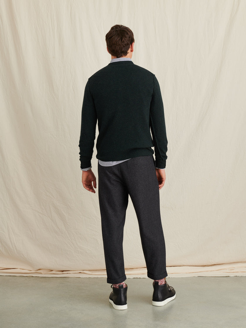 Extrafine Merino Crew Sweater