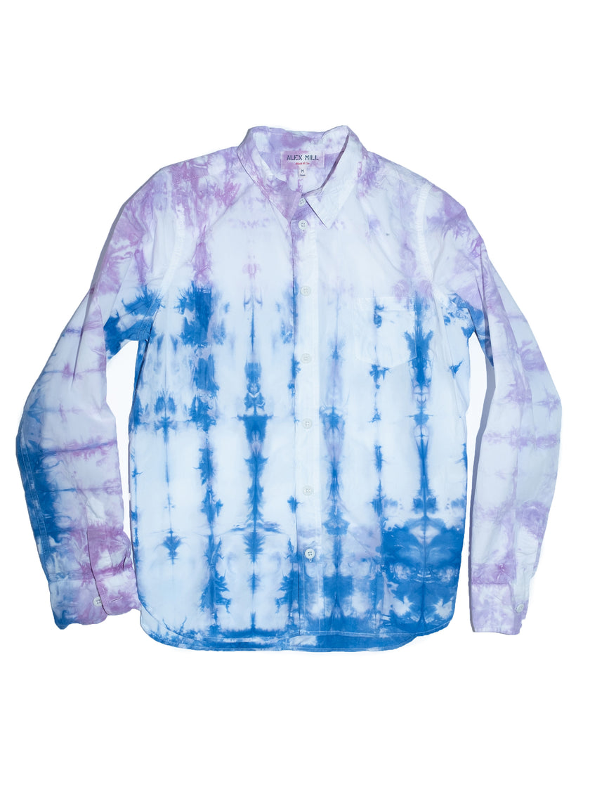 The Hand Dyed Project: Tie Dye Bobby Shirt