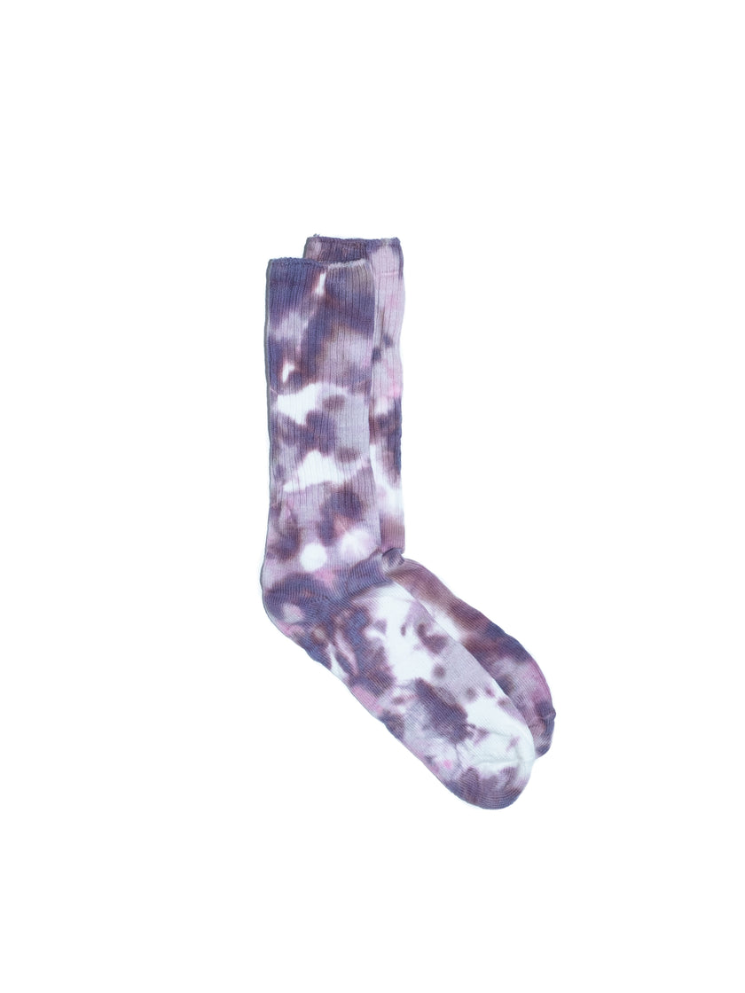 The Hand Dyed Project: Cotton Socks