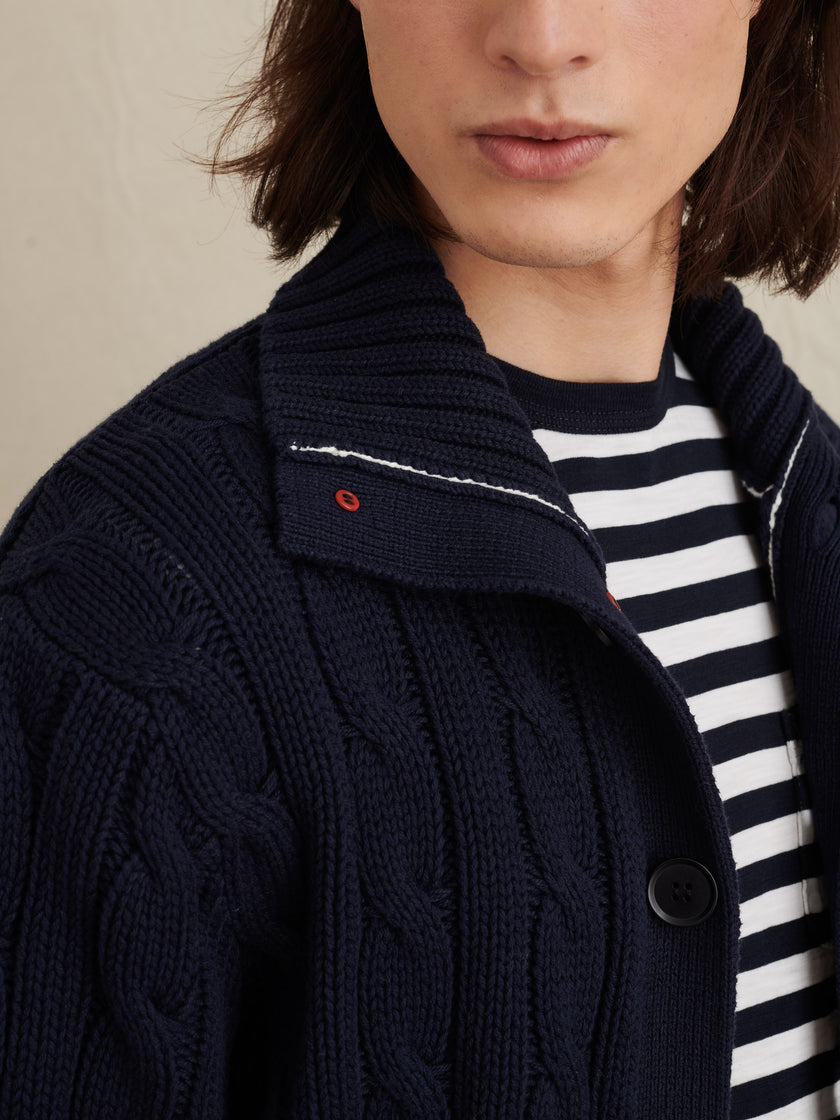 Jack Cable Sweater