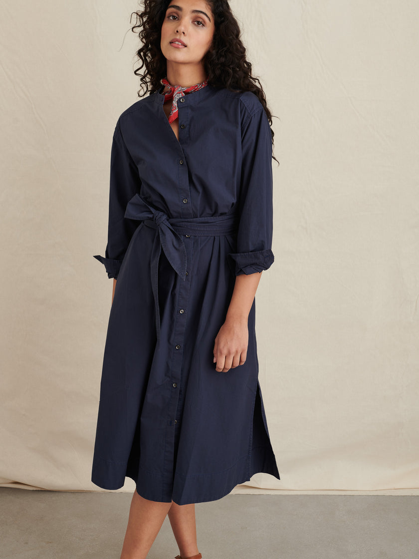 Gracie Shirt Dress