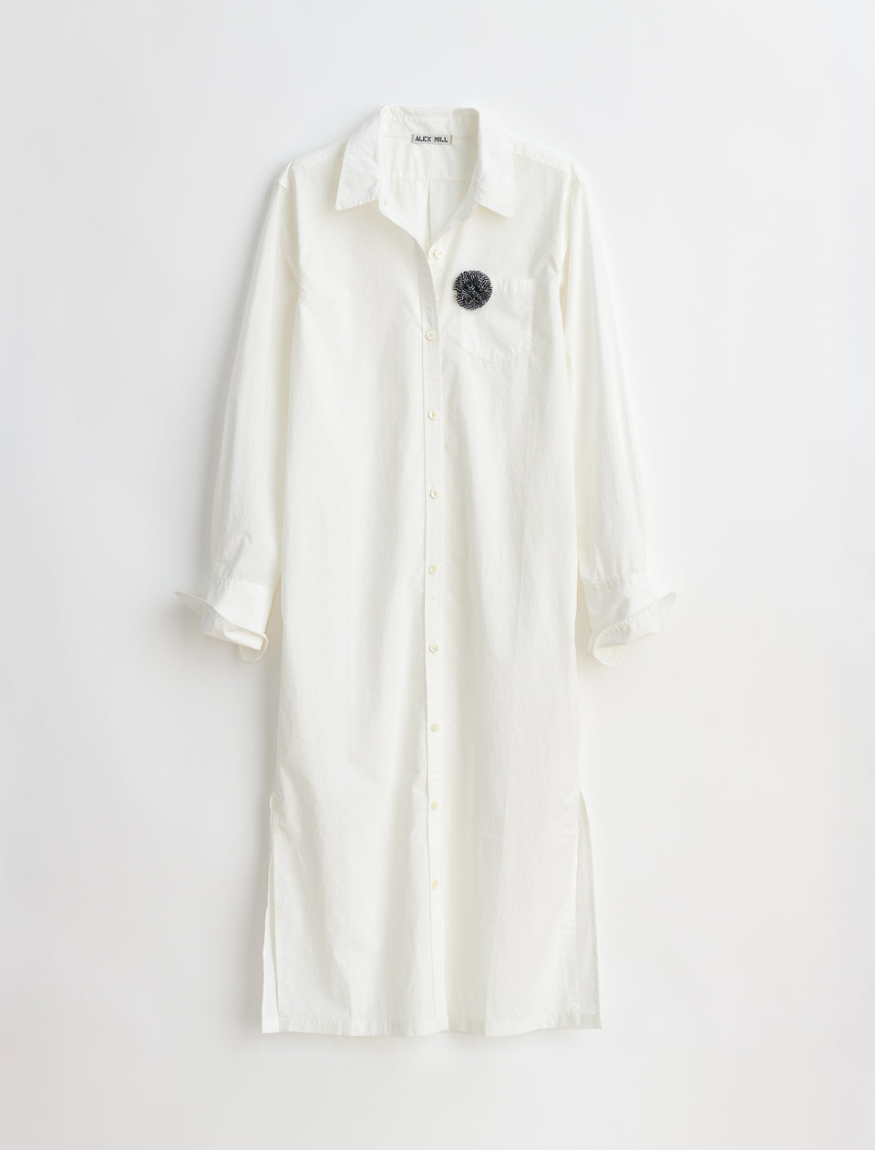 Standard Maxi Shirtdress in