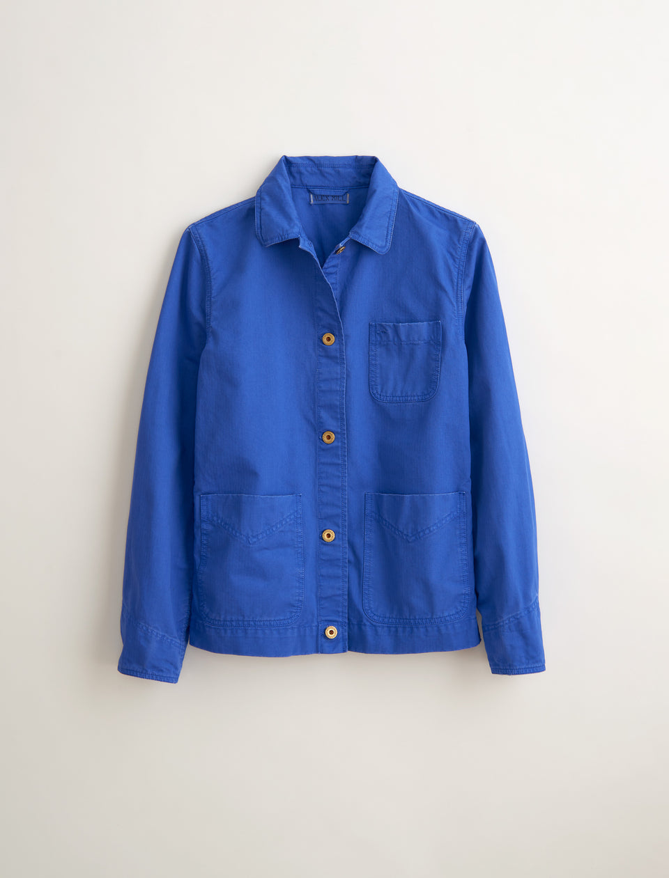 Garment-Dyed Work Jacket