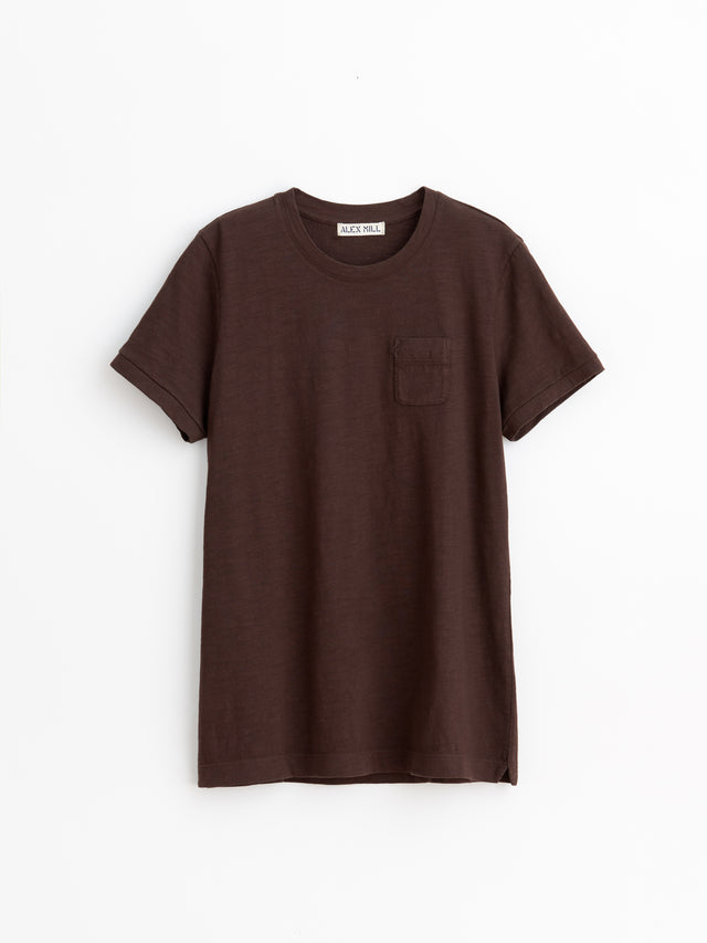 Standard Pocket T-Shirt in Slub Cotton
