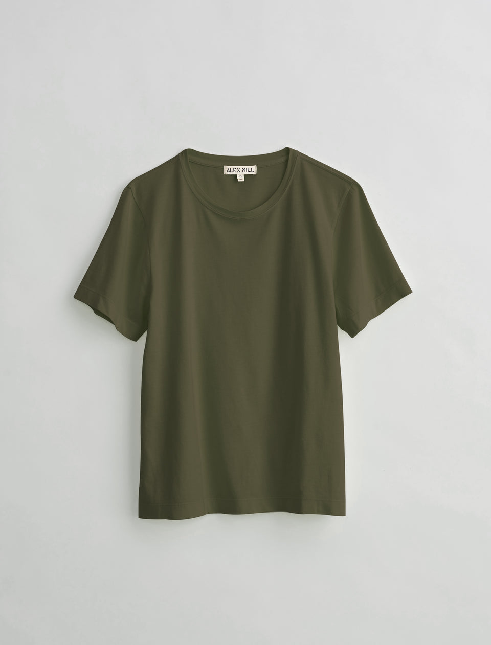 Modal Cotton Shrunken T-Shirt