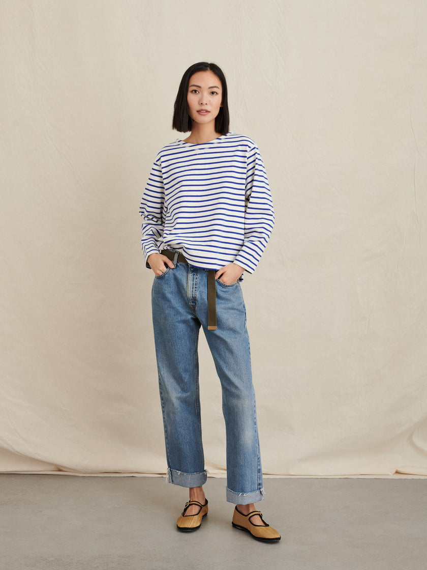 Lakeside Stripe Tee