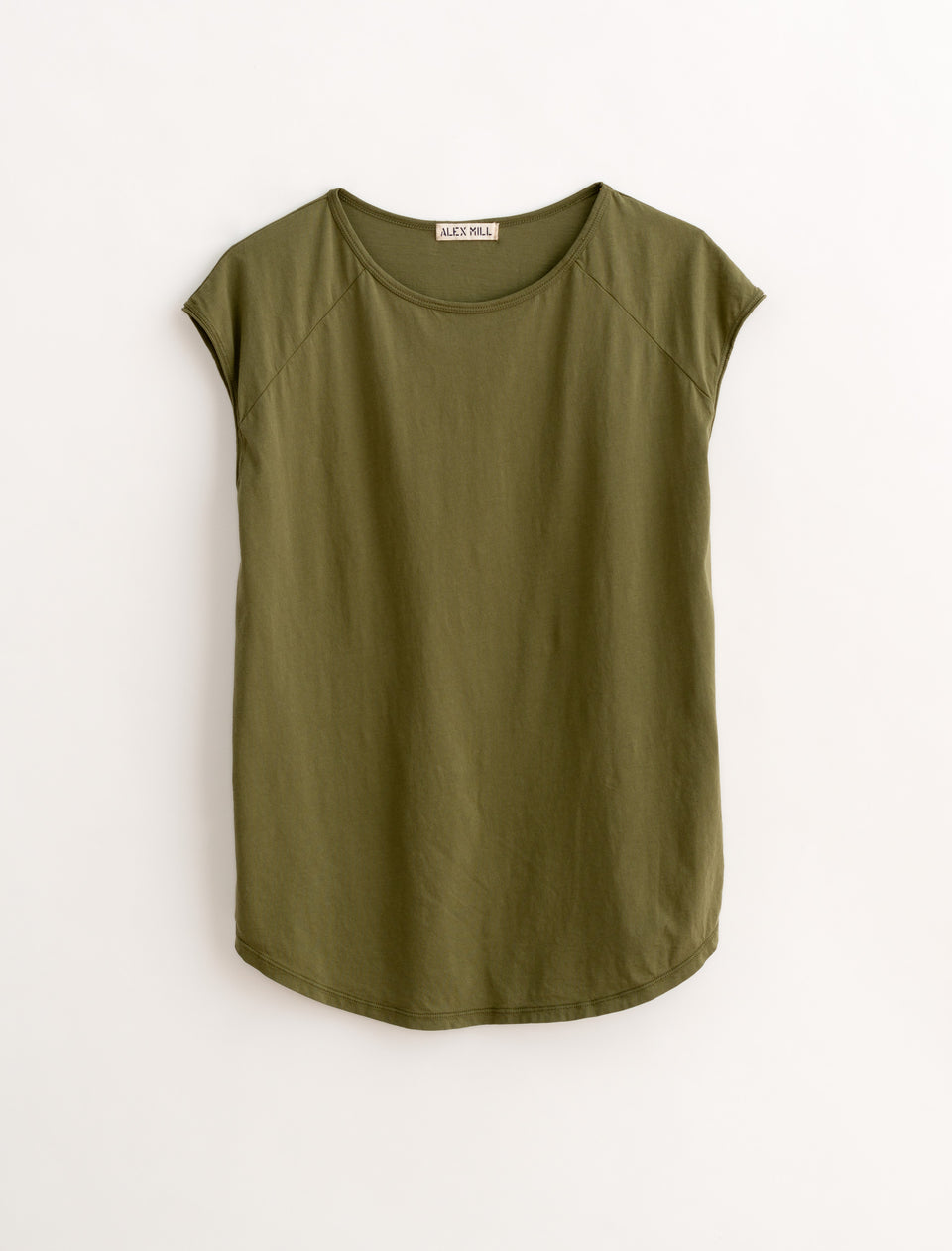 Muscle Tee in Jersey Cotton