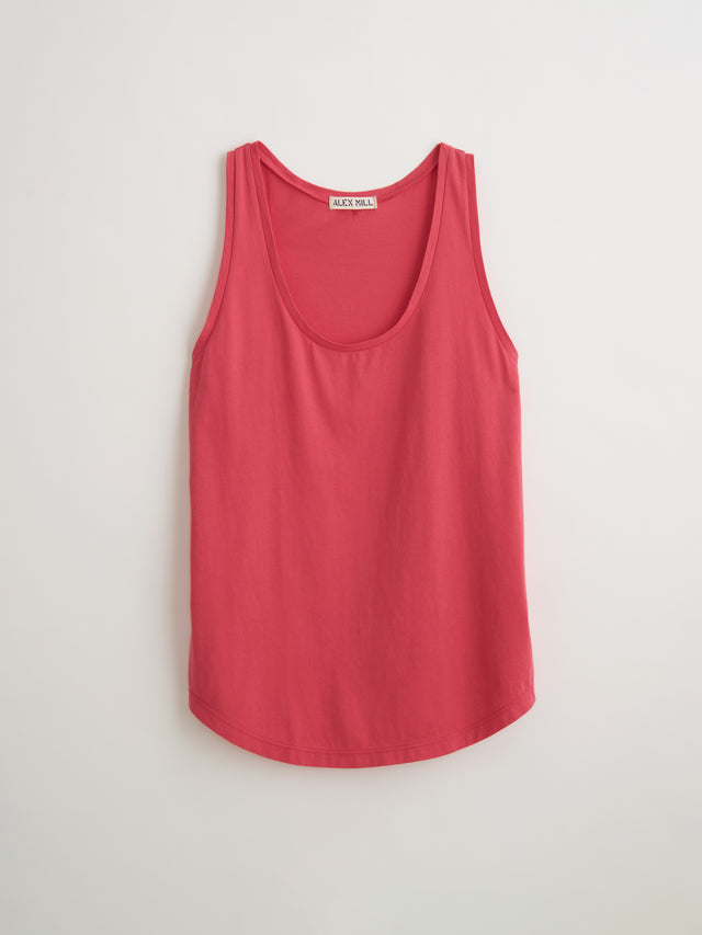 Standard Tank Top in Jersey Cotton