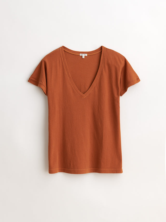 Made-In-LA V-Neck T-Shirt