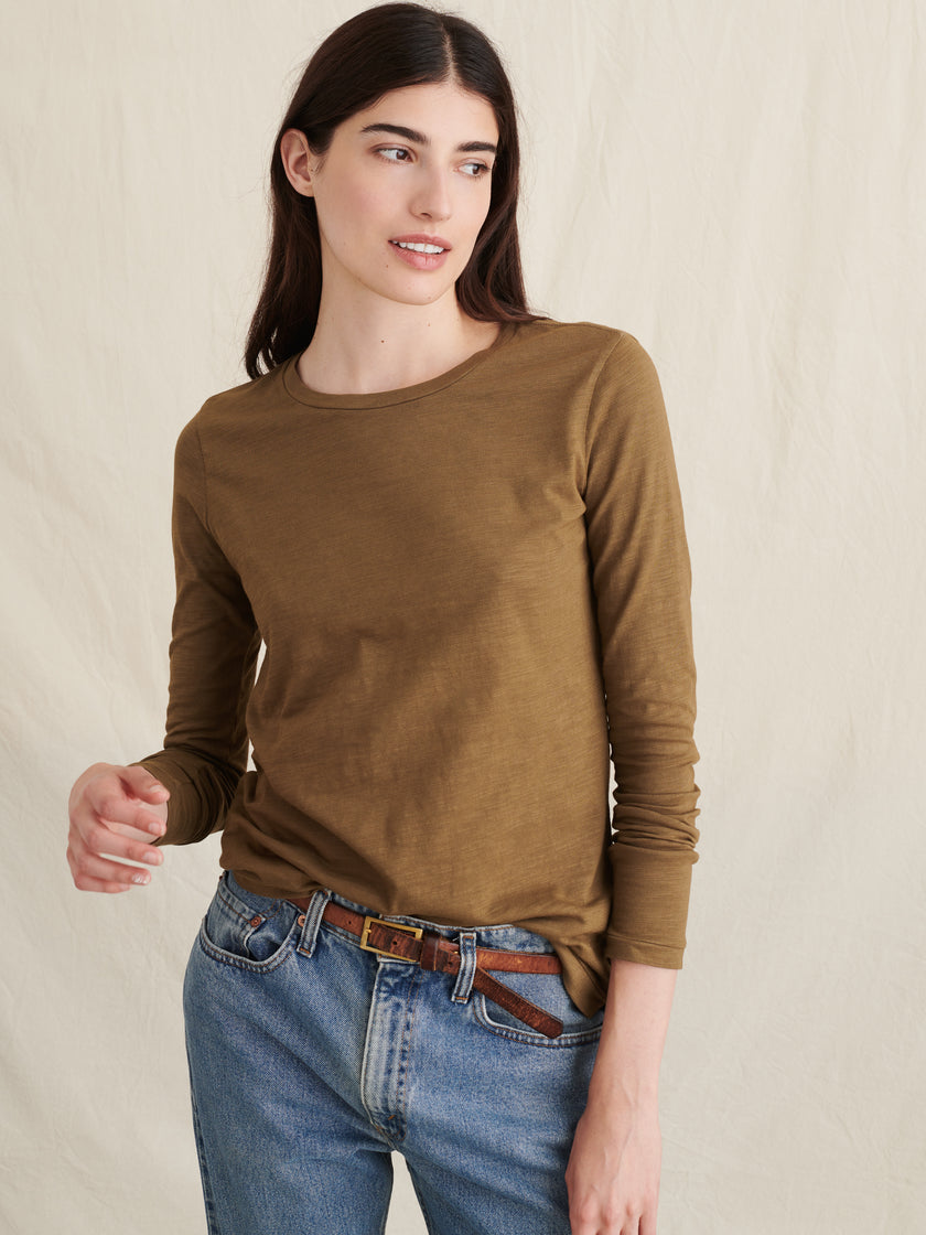 Standard Women's Long-Sleeve T-Shirt