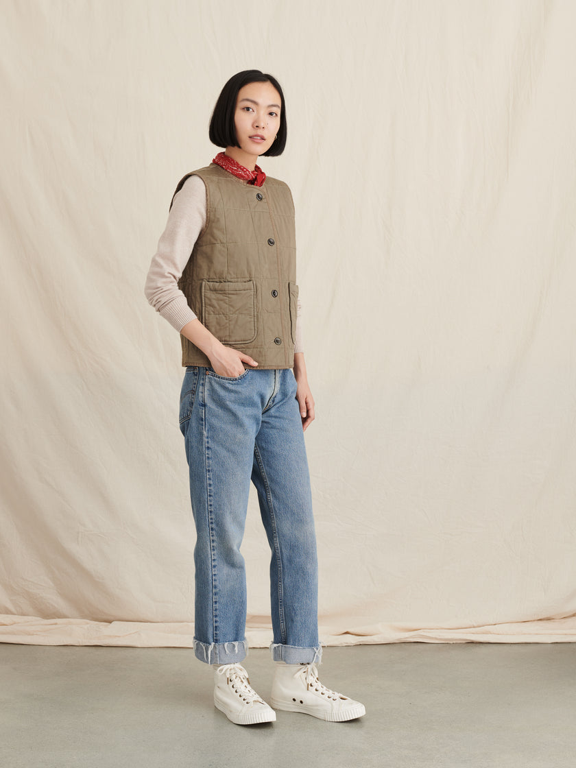 Christopher Quilted Vest