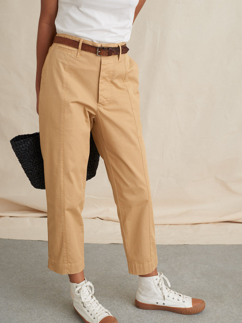 Scout Pant in Cotton Twill