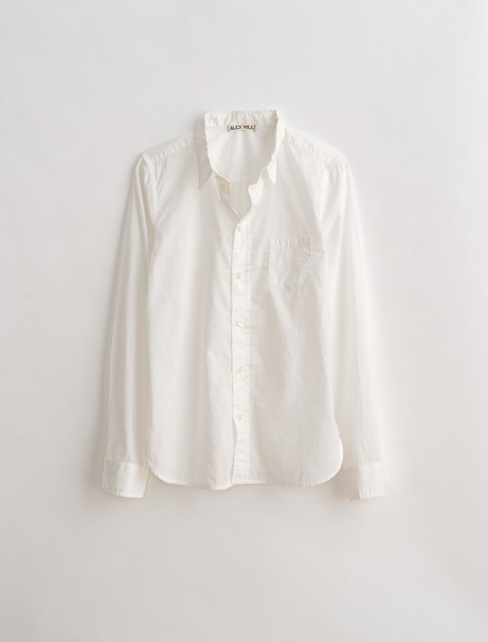 Shrunken Button-Down Shirt