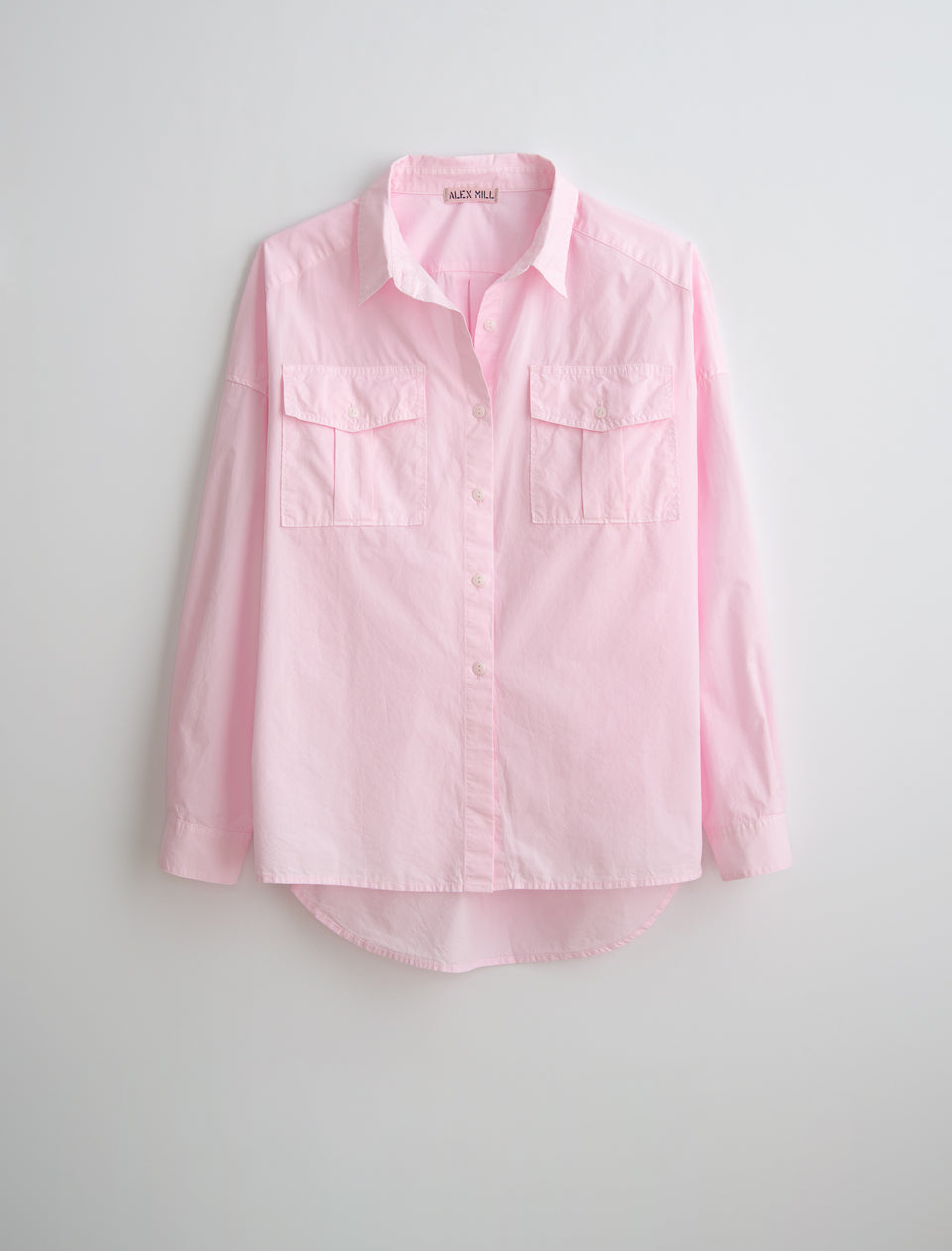 Oversized Button-Down in
