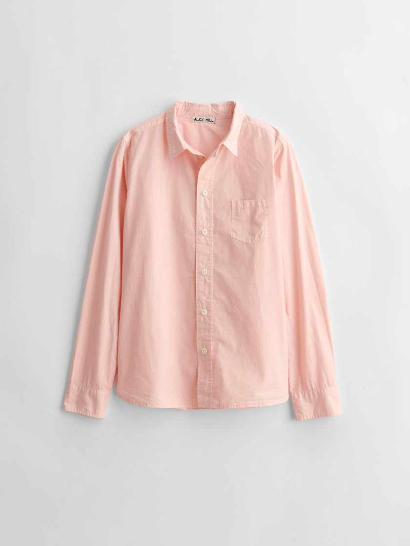 Bobby Shirt in Paper Cotton