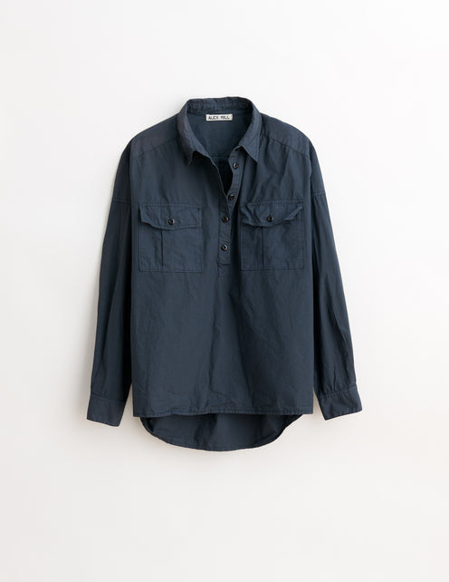 Keeper Popover in Garment-Dyed