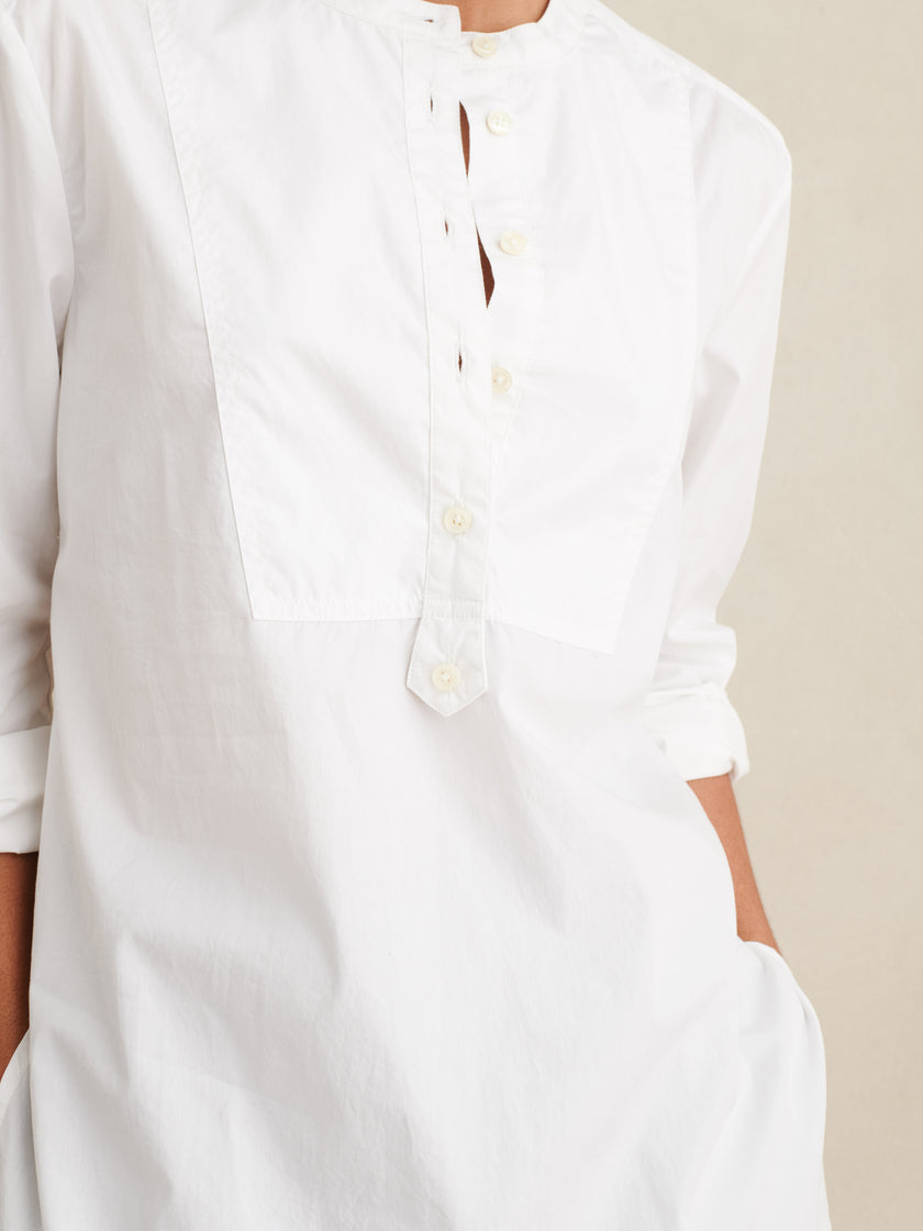 Cotton Bib Tunic