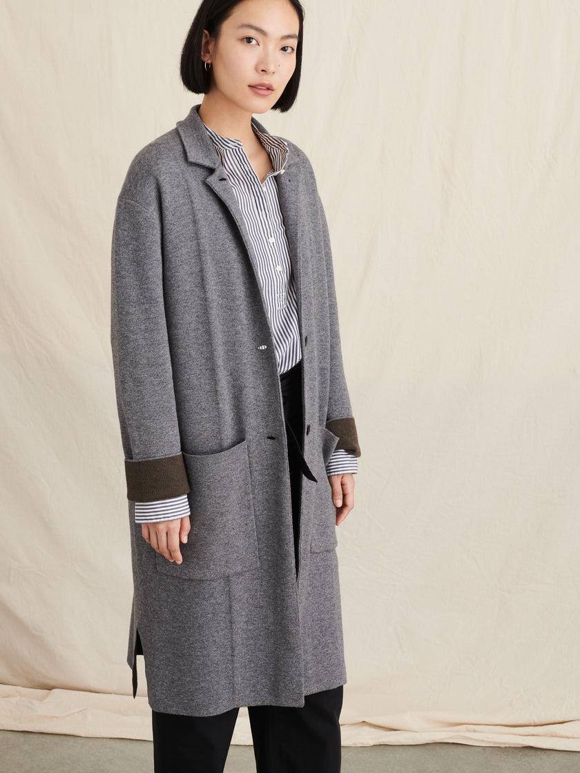 Hall Sweater Coat