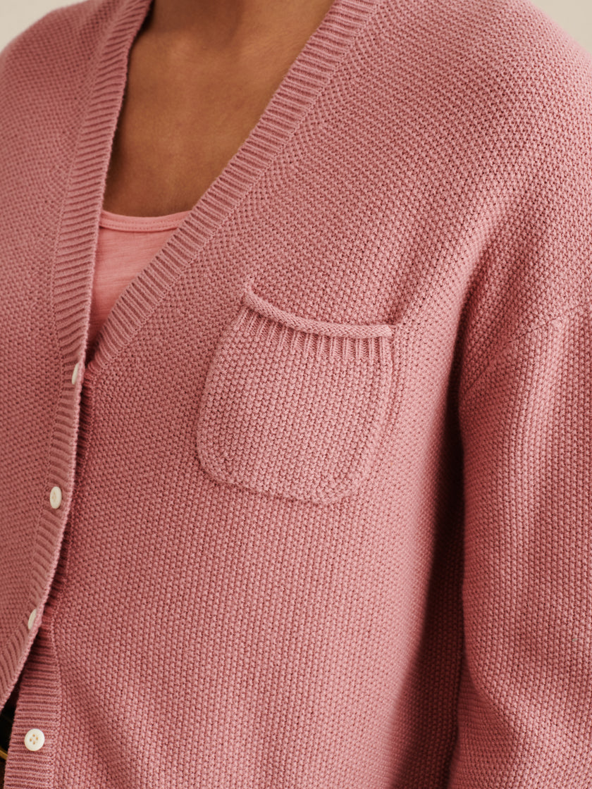 Seed Pocket Cardigan