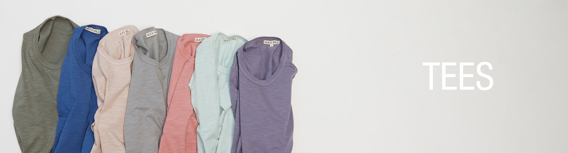 Tees and Henleys