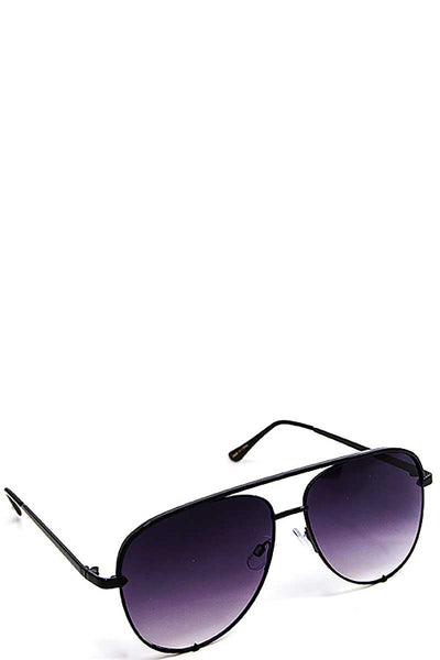 Classic Aviator Sunglasses - SerenityChic Purple