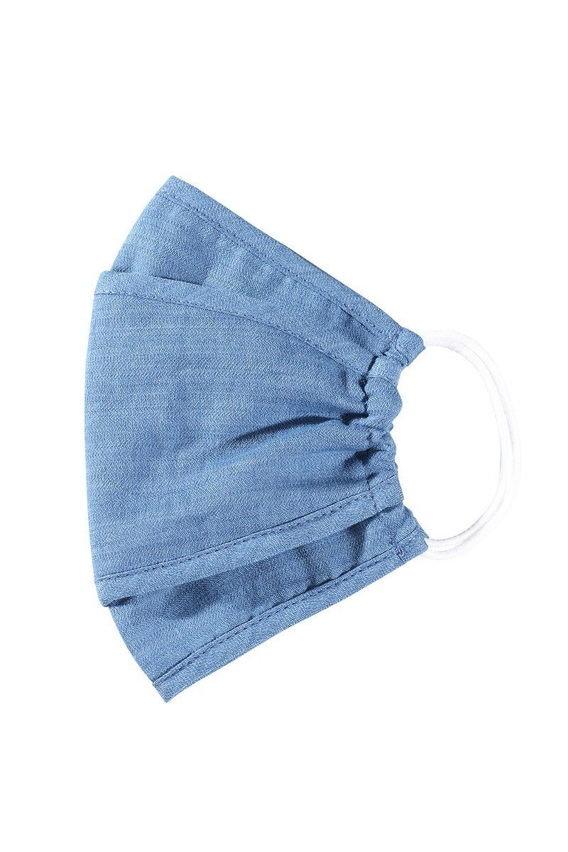 Reusable Face Mask - Denim