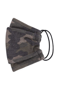 Reusable Face Mask - Camouflage