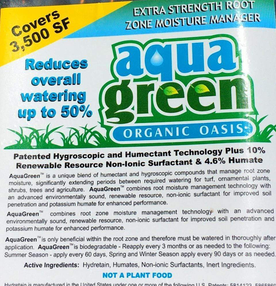 Aqua Green (Humectant) - Champion Landscape Supplies -