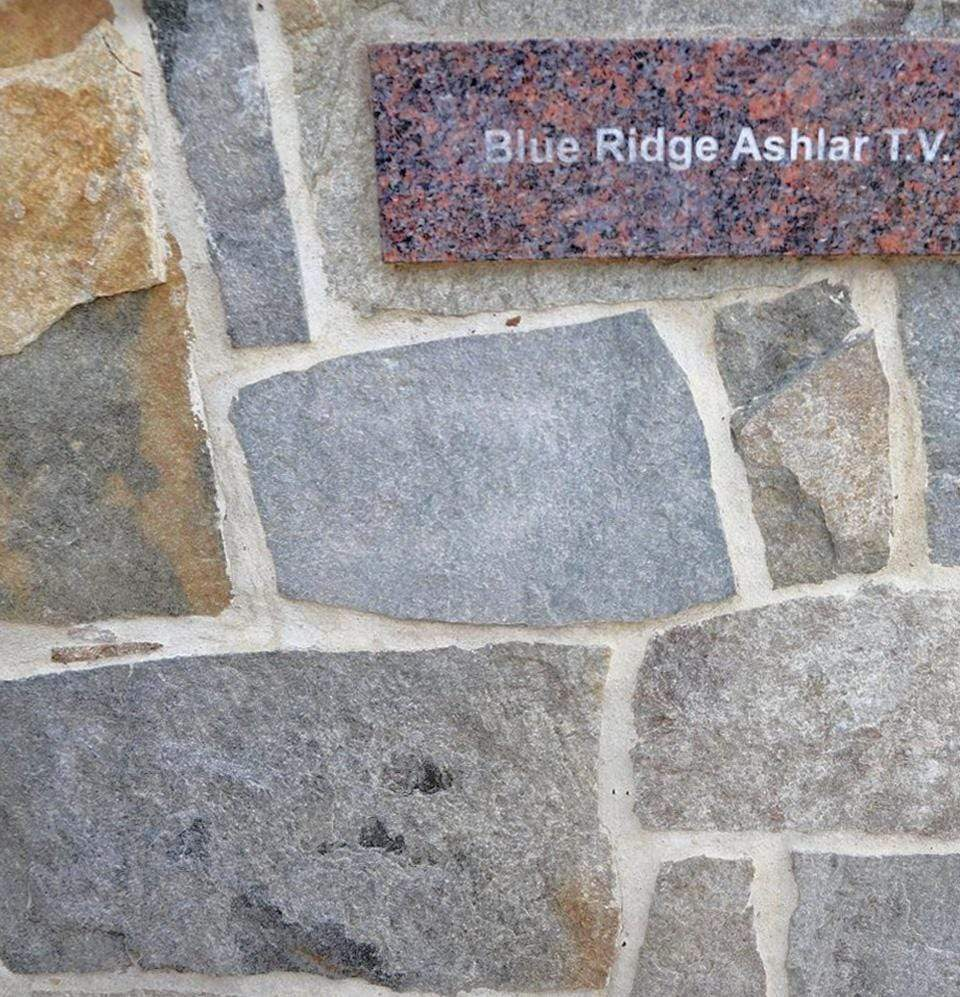Blue Ridge Ashlar  (Ton)