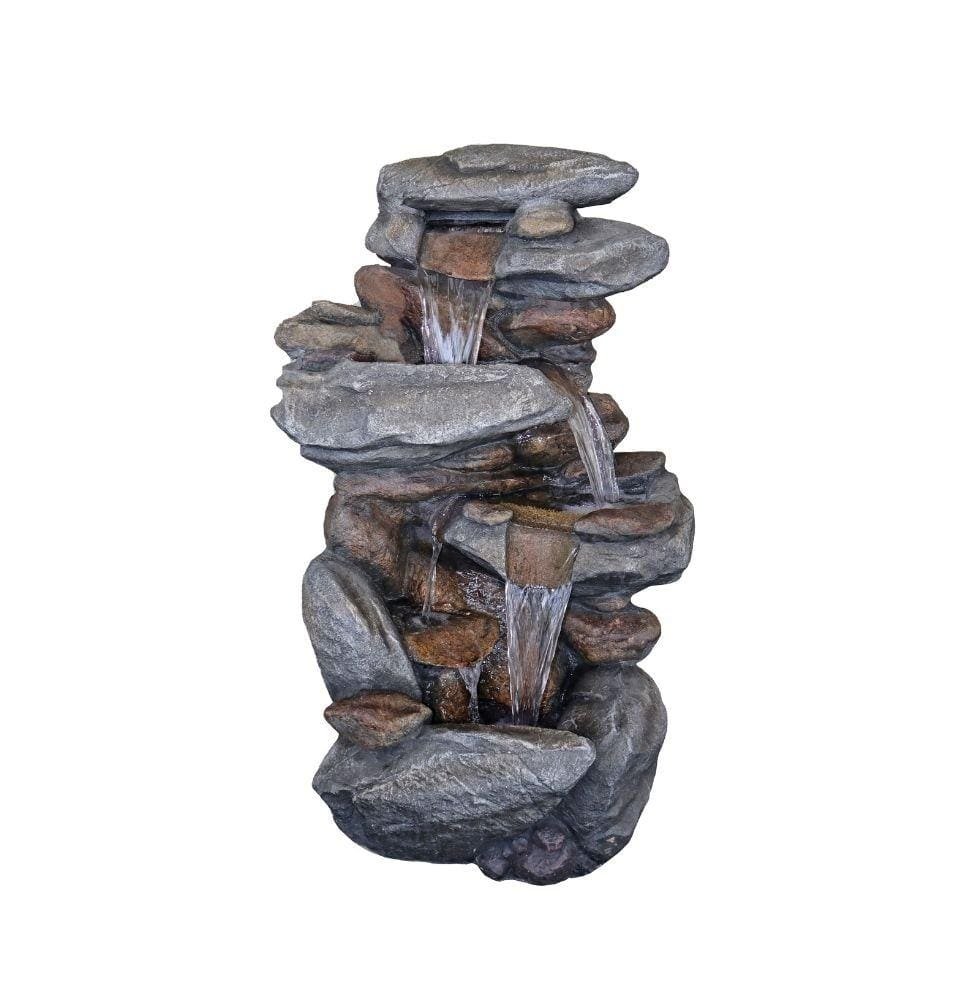 Cascading Fountain - Champion Landscape Supplies -