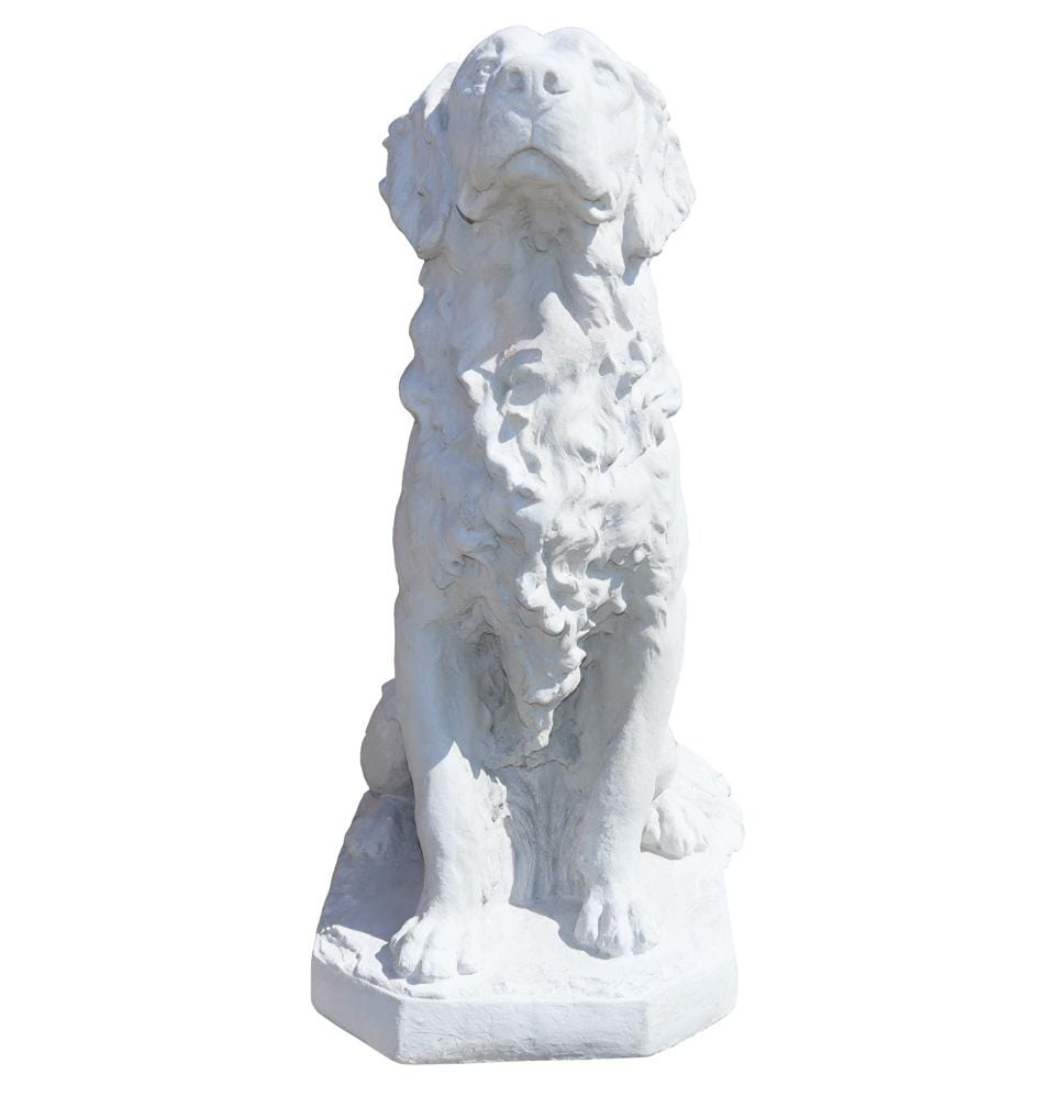 Golden Retriever Sculpture - Champion Landscape Supplies - Scuptures