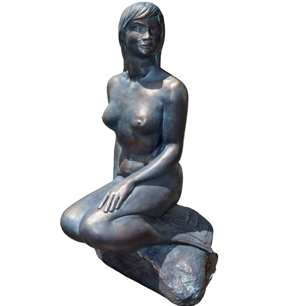 Mermaid of Copenhagen - Champion Landscape Supplies - Sculptures