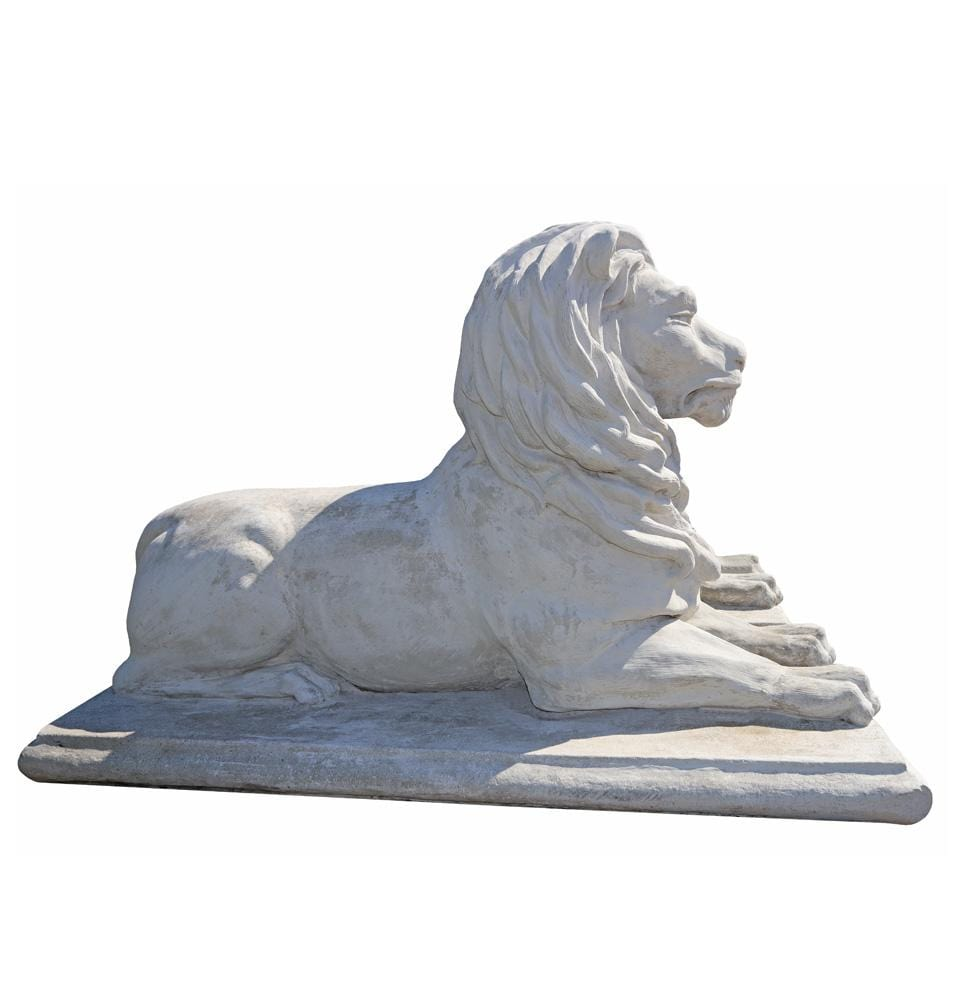Museum Lion - Champion Landscape Supplies - Scuptures
