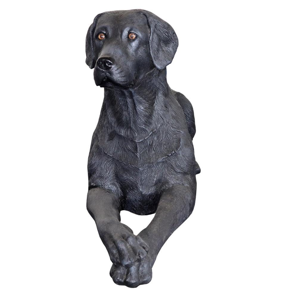 Painted Dog - Champion Landscape Supplies - Scuptures