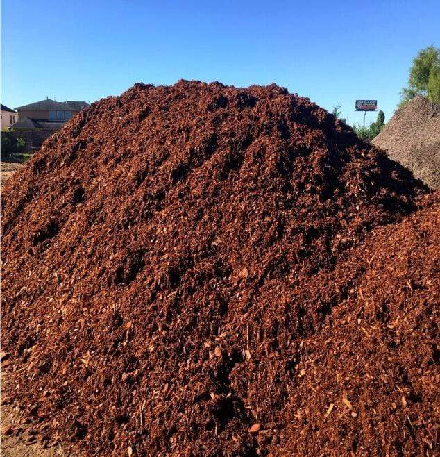 Pine Bark Mulch - Champion Landscape Supplies - mulch