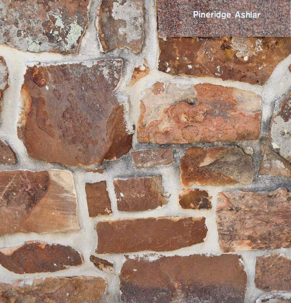 Pineridge Ashlar - Champion Landscape Supplies - STONE