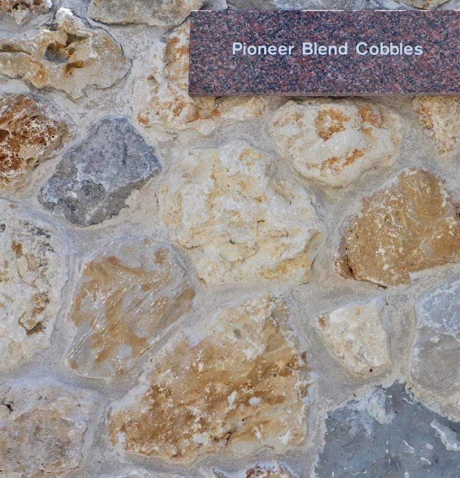 Pioneer Blend Cobbles - Champion Landscape Supplies - STONE