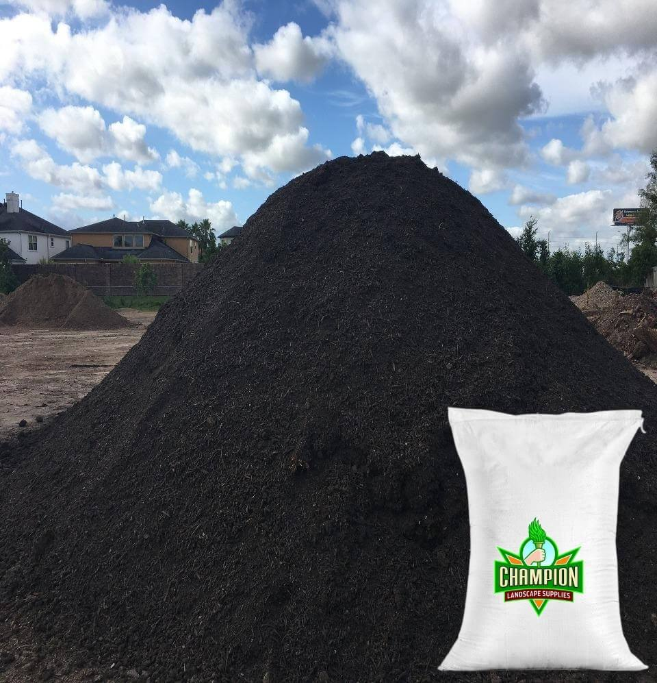 Premium Garden Mix Bag - Champion Landscape Supplies - BAGGED MATERIAL