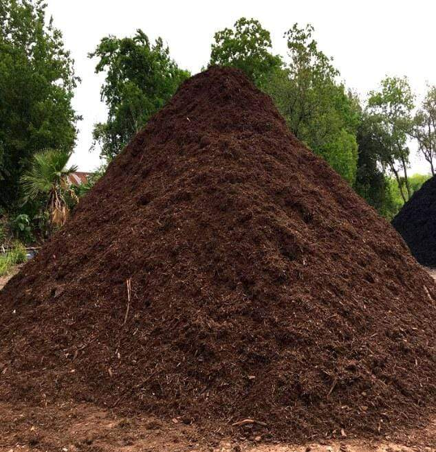 Premium Hardwood Mulch - Champion Landscape Supplies - mulch