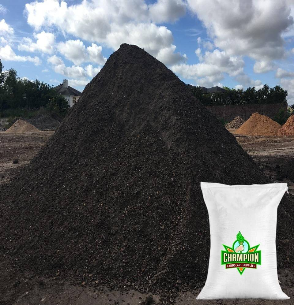 Rose Mix Soil Bag - Champion Landscape Supplies - BAGGED MATERIAL