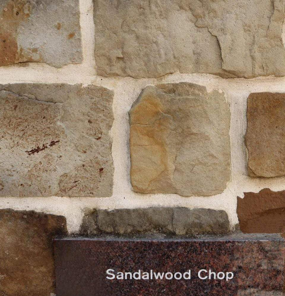 Sandalwood Chop - Champion Landscape Supplies - STONE