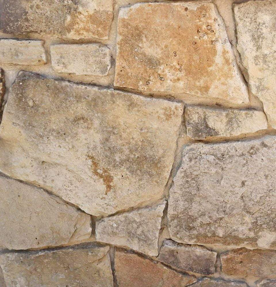 Tuscan Villa Fieldstone - Champion Landscape Supplies - STONE