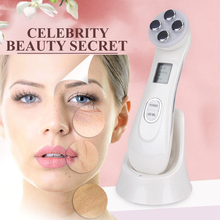 Celebrity Beauty Secret LED Light Therapy & FREE Shipping
