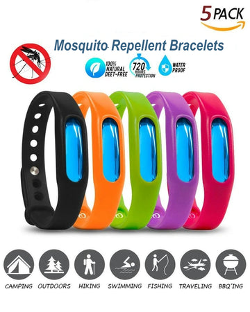 Essential Oils Mosquito Repellent Bracelets
