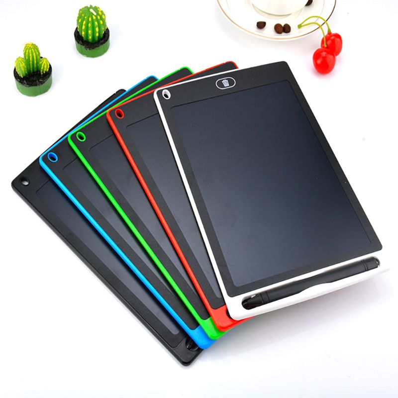 Educational LCD Writing Tablet Pad, Assorted Color