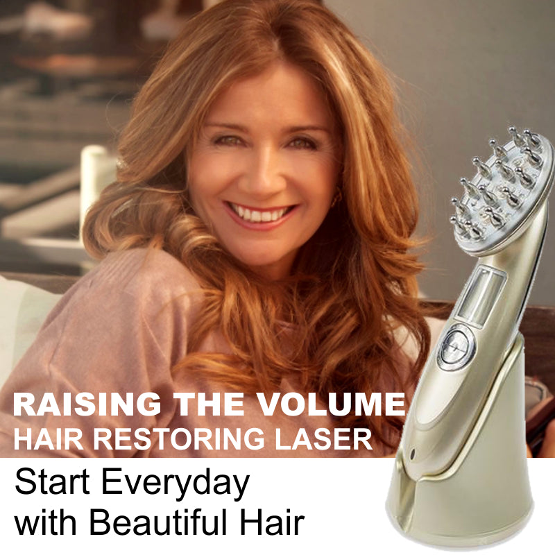 Raise The Volume - Hair Restoring Laser