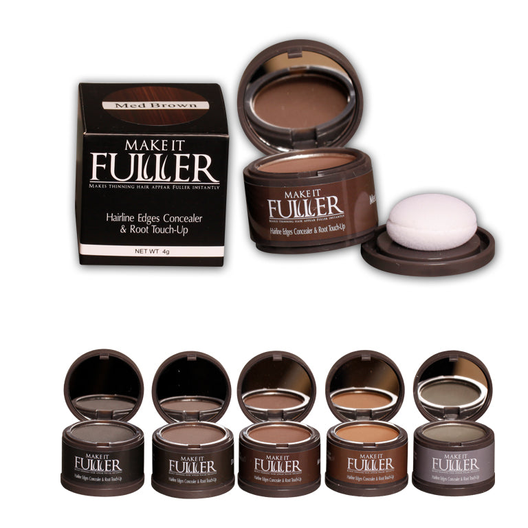 Make It Fuller Thinning Edges, Root Touch-up & Brow Filler