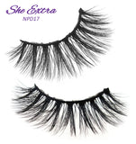 """She Extra"" Magnetic Lashes"