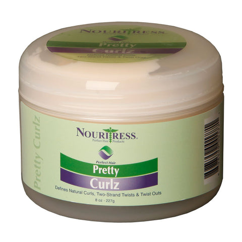 Pretty Curlz Curl Definition Creme - 8 oz.
